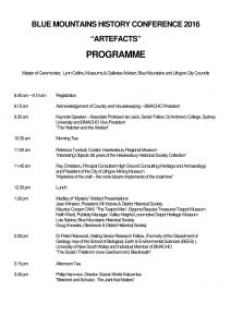 Blue Mountains History Conference Invitation No 2-page-002